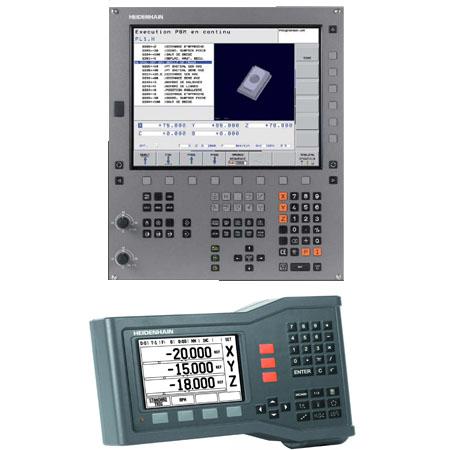 HEIDENHAIN TNC Controls - Digital Readout