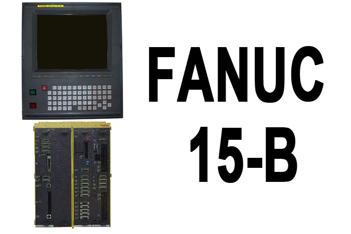 Fanuc 15-B 15-MB 15-TB CNC