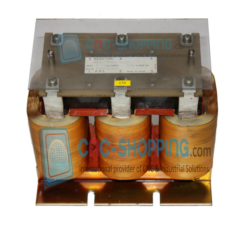 FANUC Reactor Transformer