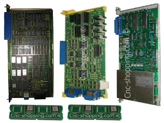 FANUC Memory board