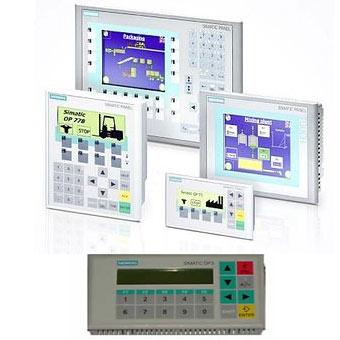 SIEMENS HMI Operator Panel