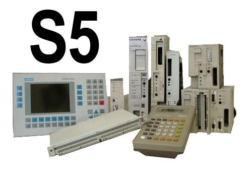 SIEMENS SIMATIC S-5 6ES5 PLC