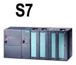 SIEMENS SIMATIC S-7 6ES7 PLC